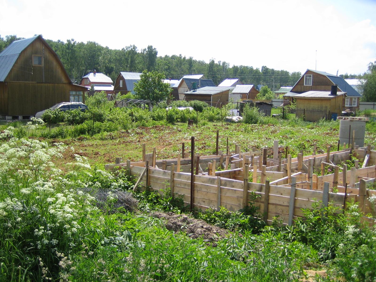 Как продать участок в садовом товариществе